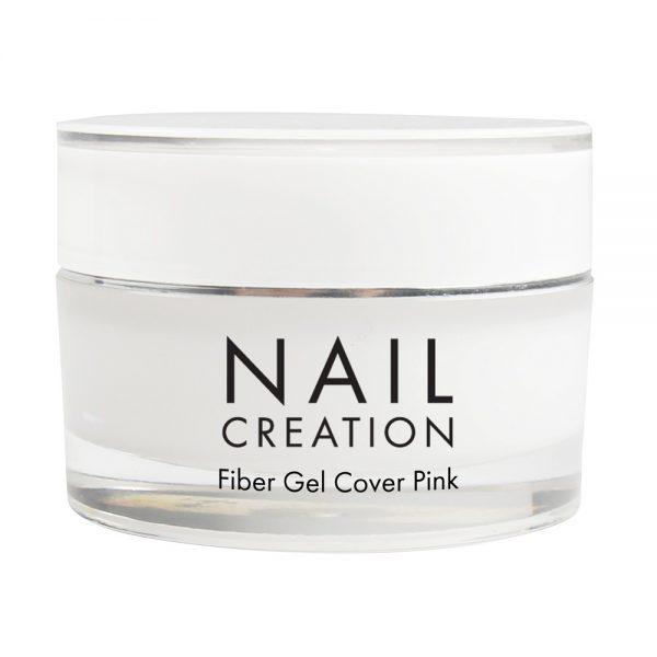 Fiber Gel Cover Pink