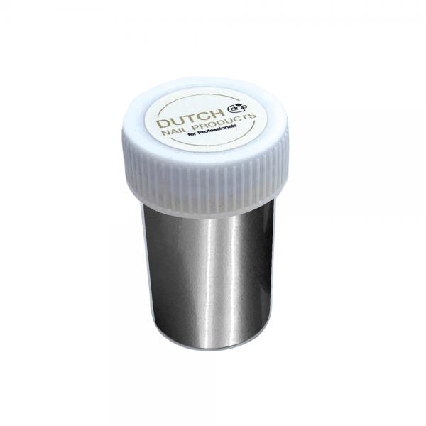 Foil-cylinder-zilver-